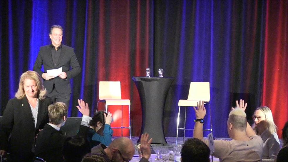 Bruno Daigle - Conférencier - Keynote Speaker.