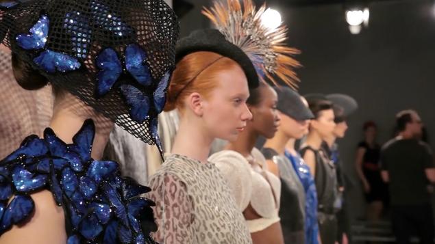 Rike Feurstein Fashion Week