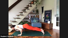 45min Power Yoga - Core & twists