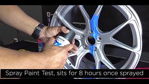 Ceramic Pro Wheel and Caliper Video