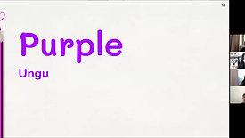 Video 1.1: Mempelajari Warna