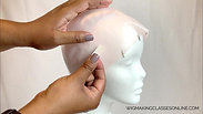 Quick Easy Poly Wig Base Repair Tutorial Video Demonstration