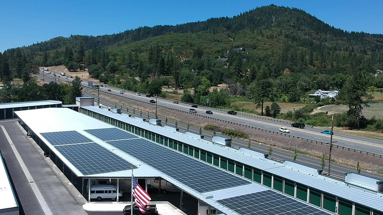 Cascade Self Storage in Grants Pass, OR