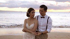 Trang & Andrew