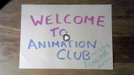 (Recorded) Animation Club Online.... LIVE. Week 2