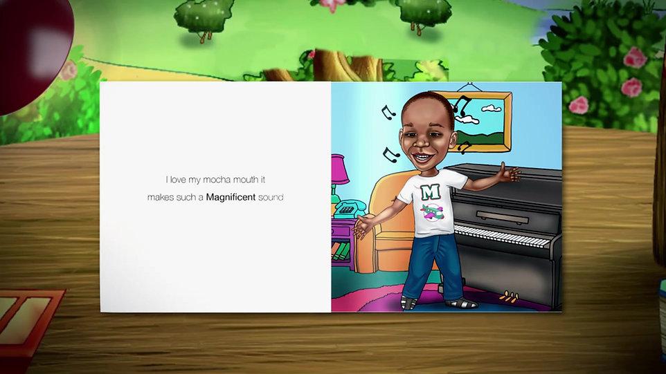 MMM Book Flip Video