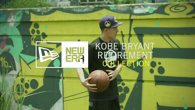 New Era | Kobe Bryant Retirement Collection story-3 15sec