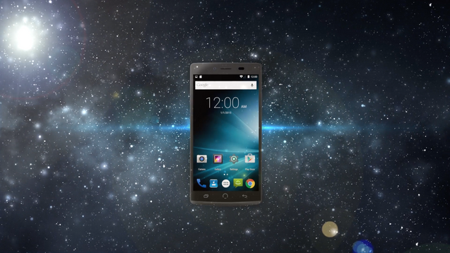 Nuu mobile | Z8 smartphone 30s version