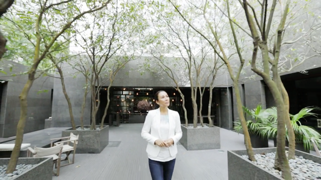 Grand Hyatt | Almen Wong