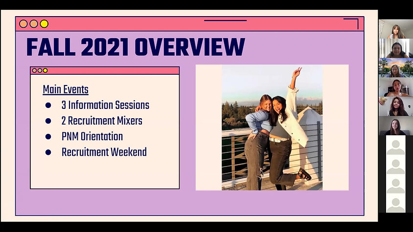 Info Session #1