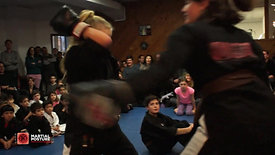 Martial Posture - Belt Testing 2016 Full