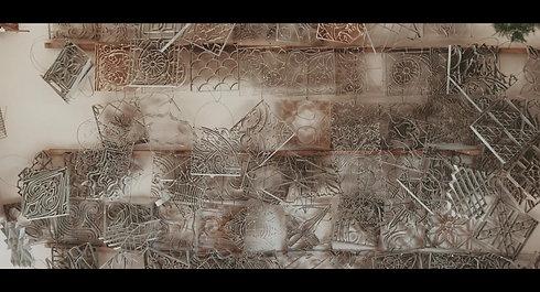 Moabell Design Handmade Tiles Process