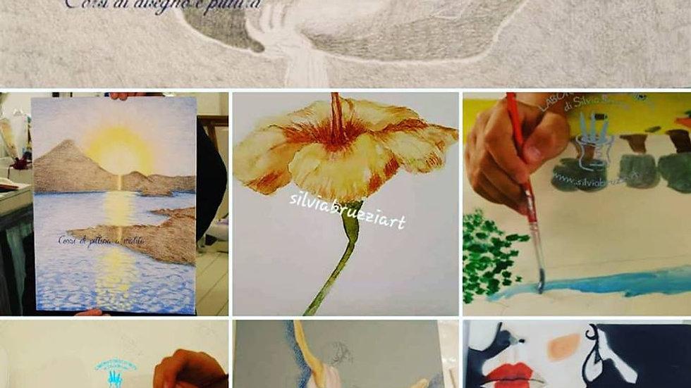 I corsi online di Silvia Bruzzi ART