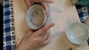 come tenere la ciotolina