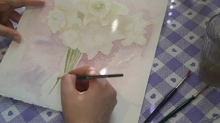 I fiori e altre velature necessarie