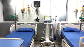 Intensive Care Unit (I.C.U.)