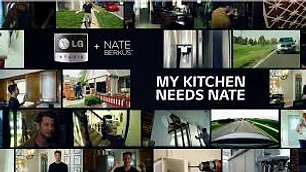 My Kitchen Needs Nate - LG series