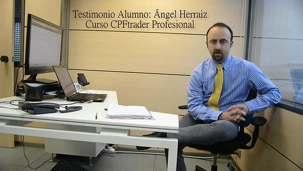 Testimonio alumno Curso Trader Profesional