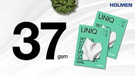 Holmen Paper - Uniq 37 Release