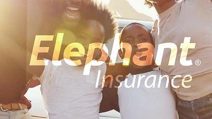 2020 Telly Award Winning Elephant Insurance   Confident, Edgy, Sleek Version