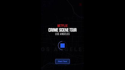 Netflix Crime Scene Tour