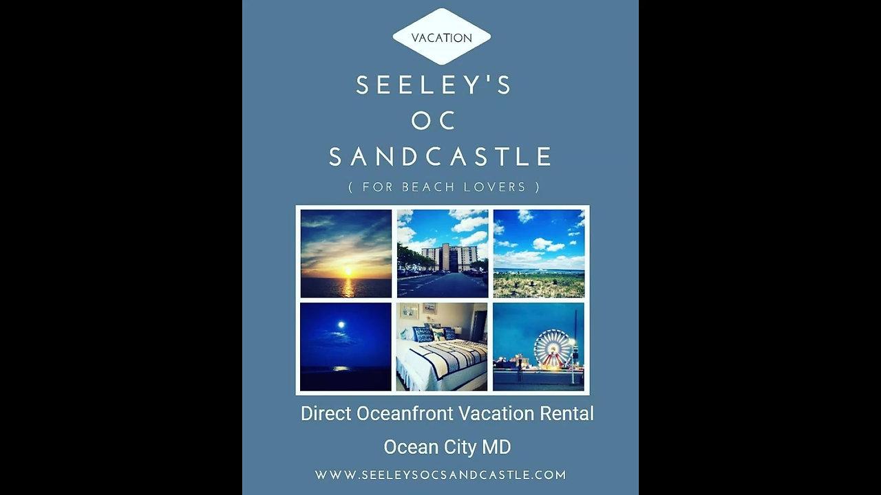 Seeley's OC Sandcastle