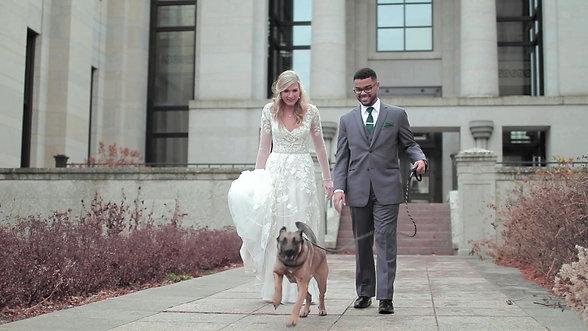 The Wedding of Chris & Kelly