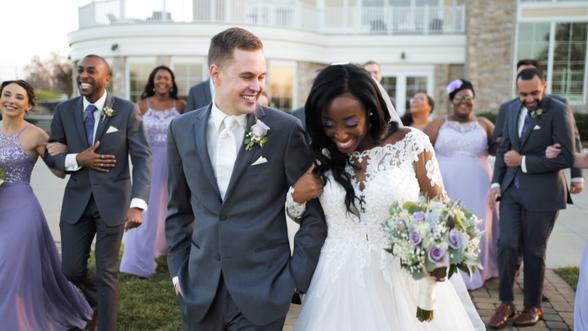 The Wedding of Leah & Alex