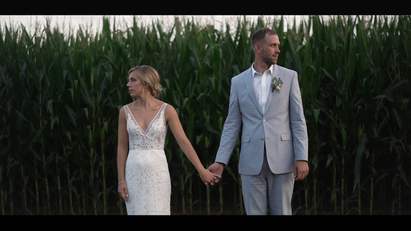 The Wedding of Madison & Jared
