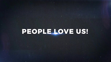 PEOPLE LOVE IS