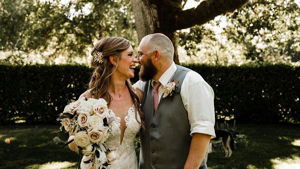 The Cooper Wedding