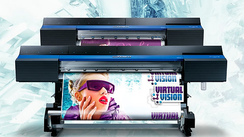 Large Format Printing - Roland TruVis VG-640