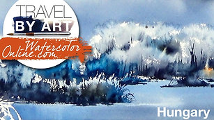 #143 Travel By Art, Ep. 18: Magical Hungarian Forest in Snow