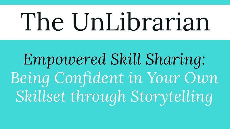 Skill Sharing