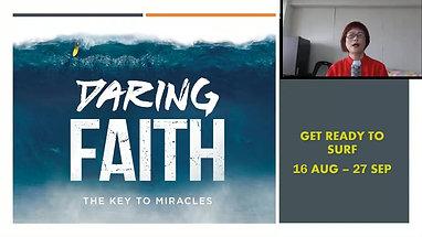 Daring Faith Promo