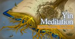 INYE Virtual Yin Meditation Svadhiyaya