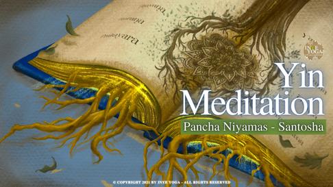 INYE Virtual Yin Meditation Santosha