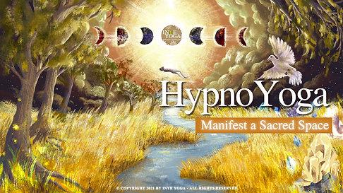 INYE Virtual HypnoYoga Sacred Space