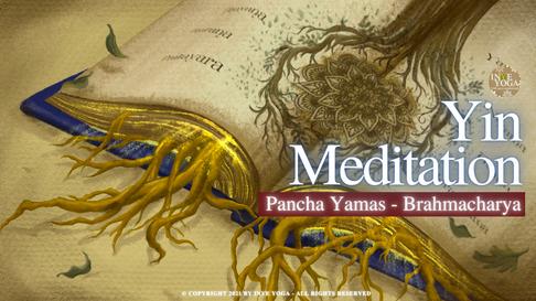 INYE Virtual Yin Meditation Brahmacharya