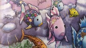 Arcobaleno il pescilino più bello di tutti i mari