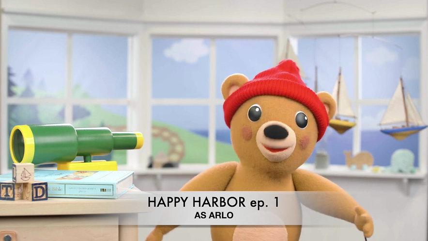 Voiceover for Happy Harbor Season 1 as Arlo
