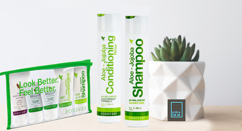 Produktvorstellung Teil 2: Forever Aloe-Jojoba-Conditioning Rinse
