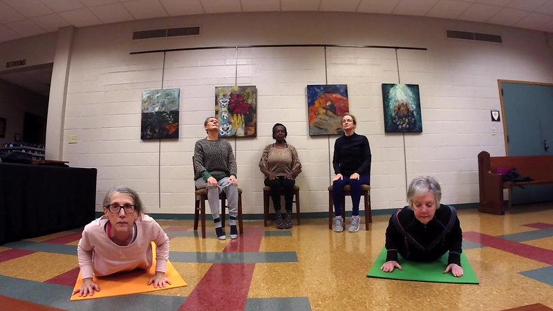Yoga - The Lord's Prayer