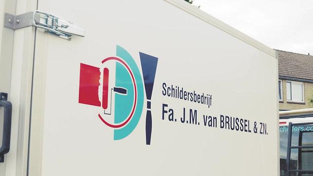 Schildersbedrijf Van Brussel - Promo video