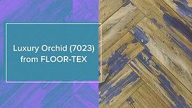 FLOOR-TEX | Luxury Orchid (7023) Ad