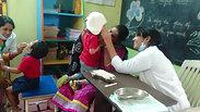 Dental Camp Organised at ASVN