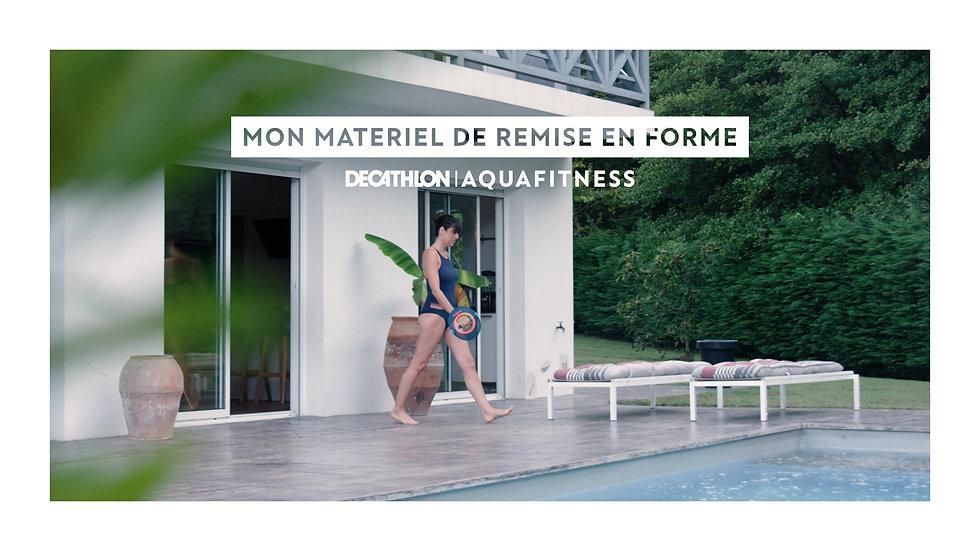 decathlon aquafitness