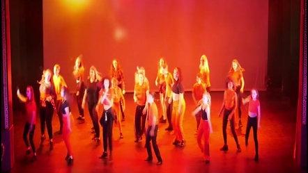 Street Dance - Seniors