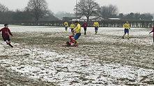 Under 19s vs. Old Catton U19s - 12-02-17