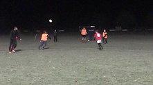 Training Match 2 - 29-11-2016